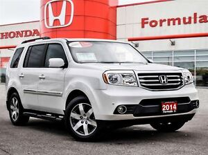 2014 Honda Pilot Touring- A practical SUV you can enjoy for year
