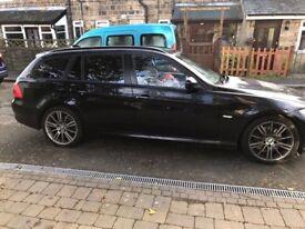2010 BMW 318d lci £30 tax es £30 tax 320d 325d 330d 335d spares or repairs