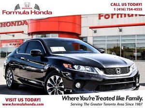 2013 Honda Accord EX-L | 2 DR COUPE | NAVIGATION