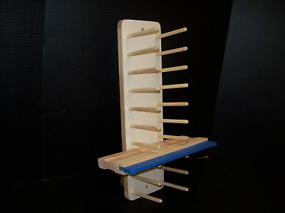 Silk Screen Printing Squeegee Rack