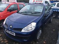 57 Renault Clio 1.2 new shape bargain