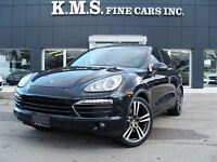 2012 Porsche Cayenne S| TURBO WHEELS| LOADED WITH OPTIONS