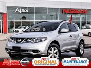 2013 Nissan Murano SV*One Owner*Accident Free*