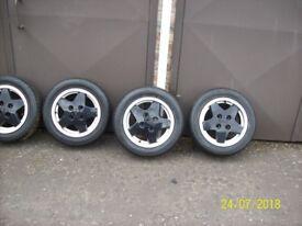 alloy wheels ford 14inch