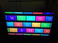 """Samsung 55"""" 4K smart UHD led tv Ue55ks7000"""