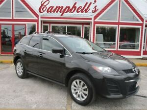 2010 Mazda CX-7 GX SUNROOF HTD LEATHER ALLOYS