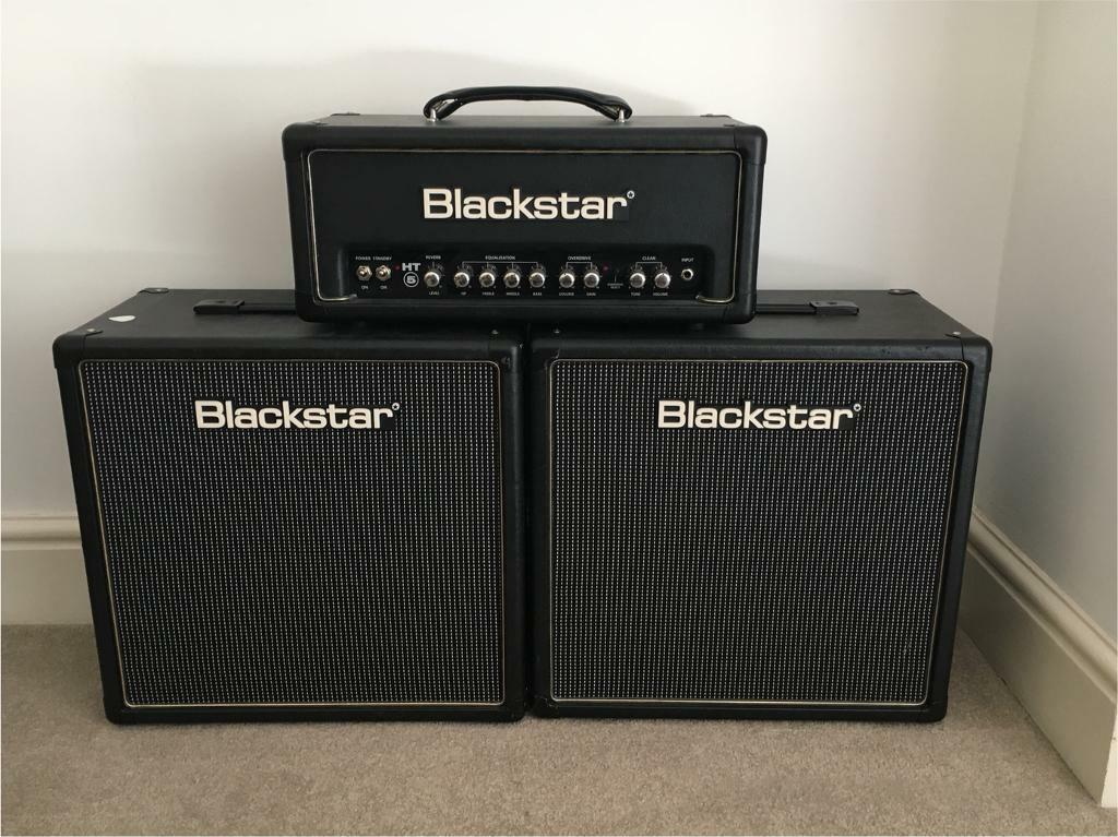 Blackstar HT5RS Mini stack Amplifier