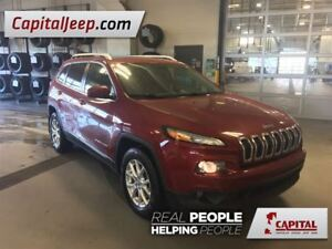 2014 Jeep Cherokee North| Panoramic Roof | Remote Start|Cloth |