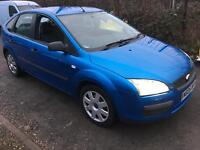 Ford Focus 1.6 AUTO LX 5dr Petrol p/x considered 2005 (05 reg), Hatchback Full s/h Hpi clear, 2 keys