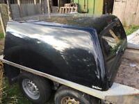 2006 / 2014 Nissan Navara carry Boi, truck top , canopy