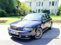 !*!*! 53 PLATE AUDI A4 2.5 TDI V6 AUTO FULL LEATHER !*!*!