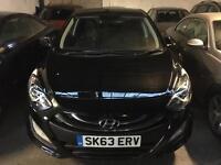 Hyundai i30 1.6 CRDi Active 5dr auto diesel p/x considered 2013 (63 reg), Hatchback