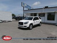 2014 GMC Acadia SLE2 - Sunroof, Pwr Liftgate, Touch Screen