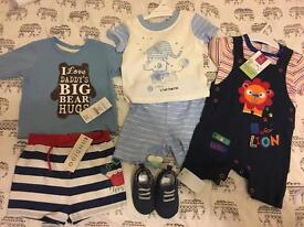 Brand new 3-6 months bundle