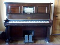 Player Piano, free to anyone who can collect.