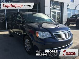2014 Chrysler Town & Country Touring-L| Leather| Back up Camera|