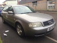 AUDI A6 ESTATE 1.9 TDI PRIVATE PLATE INCLUDED