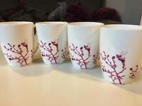 Tinkerbell Disney mug set