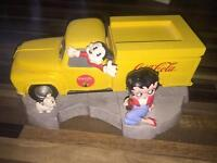 Betty Boop Rare Collectable Coca-Cola Van Truck Box