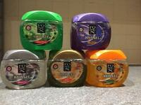 Hair gel £3/each