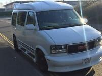 Gms Safari Chevrolet Astro van double fuel LPG/petrol