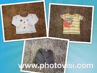 Boys size 9-12 months clothes bundle - 3 items