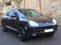 Porsche Cayenne S - May Px or Swap