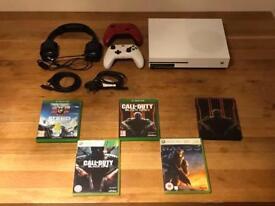 1tb Xbox ones s white