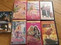 Barbie & Disney Videos