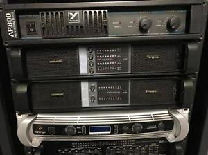 Amplificateur* Lab Gruppen FP 14000 & Lab Gruppen FP 10000Q* USAGÉ* Plusieurs autres marques  disponibles*