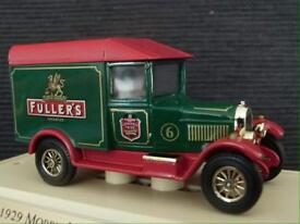 Matchbox - Models of Yesteryear- Matchbox Collectibles FULLERS 1929 Morris Van