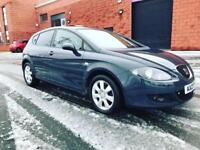 MARCH 2009 SEAT LEON STYLANCE 1.9 TDI ONLY 95,000 MILES FULL SERVICE HISTORY