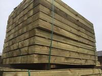 🌳Wooden Feather Edge Fencing Pieces/ Panels/ Boards ~ Tanalised🌲