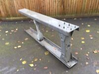 Volvo Lorry Chassis In 3 Sections £600