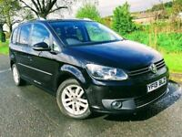 2013 Volkswagen Touran 1.6 Tdi****FINANCE FROM £51 A WEEK*****