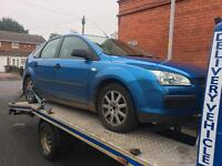 Ford Focus 1.6 tdci 55 plate breaking for parts all parts available