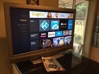 "Sony 40"" high defintion Lcd tv with freeview (i can deliver if local)"