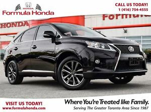 2015 Lexus RX 350 F SPORT | NAVIGATION | LOADED - FORMULA HONDA