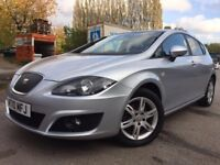 10 Plate - Seat Leon 1.6 TDI Ecomotive - Zero Road Tax - Strong service history - Clean Example