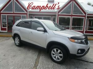 2012 Kia Sorento LX AWD BLUETOOTH HTD SEATS