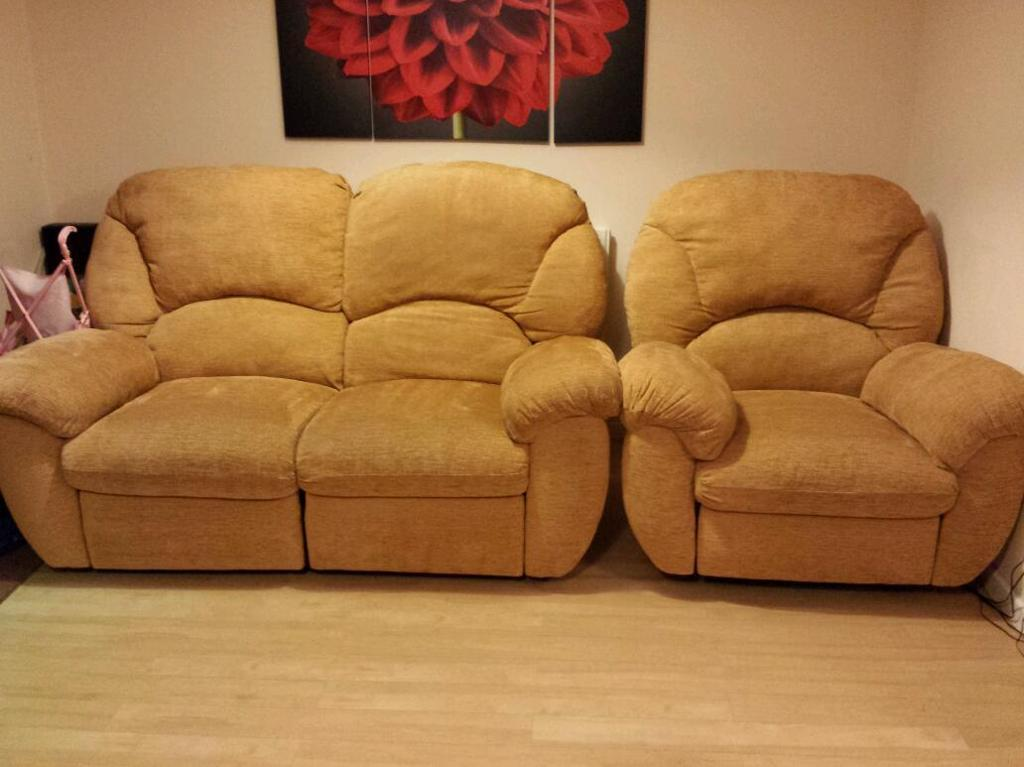 Rocker Recliner Loveseat Sale Espresso Brown Leather