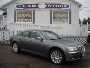 2011 Chrysler 300C C HEMI SUNROOF HTD AND COOLED LTHR
