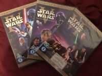 Star Wars DVDs - Brand new and sealed #JobLot
