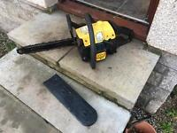 McCullough chainsaw