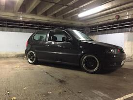 POLO 6N2 for parts / spares.