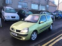04 plate Renault Clio 1.5 Dci diesel £30 tax, clean car