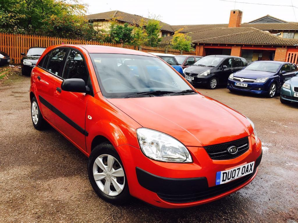 Kia Rio 1.5 turbo diesel mint runner nationwide delivery 1195