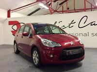 CITROEN C3 1.4 VTR+ 5DR [ONLY 20000 MLS / FULL SERVICE HISTORY / STUNNING EXAMPLE / SUPERB SPEC]