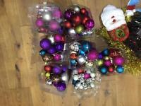 Bundle Of Christmas Decorations