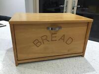 Bread bin pine